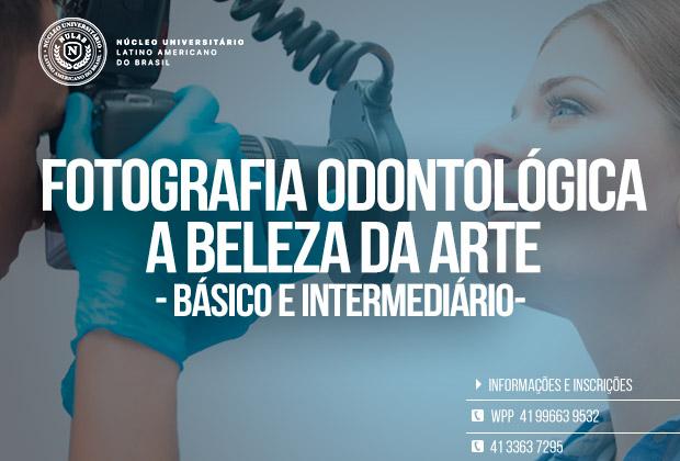 Curso de Fotografia Odontológica