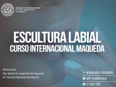 Curso de Preenchimento Labial Maqueda