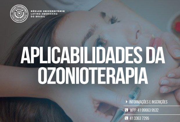Curso de Habilitação em Ozonioterapia – Curitiba