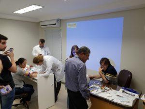 Curso de Concentrados Plaquetários com Habilitação em Venopunção