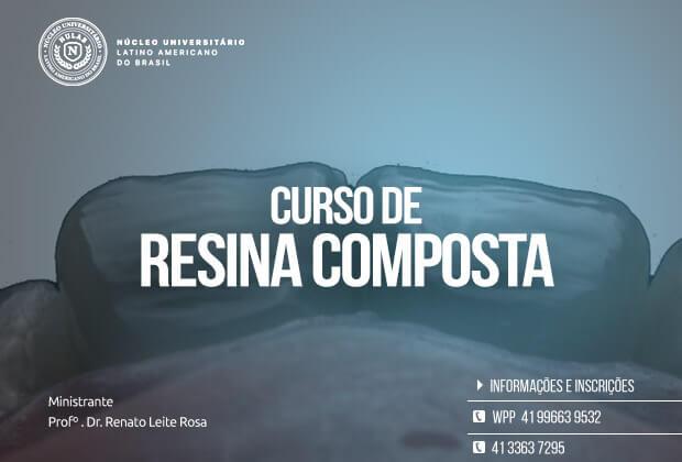 Curso de Resina Composta – Curitiba
