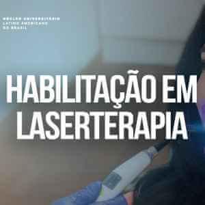 Habilitação em Laserterapia Curitiba