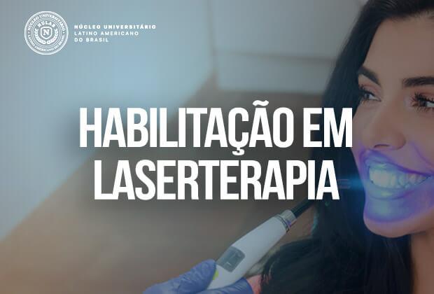 Curso de Habilitação de Laserterapia em Odontologia – (Lasers e Leds) – Curitiba