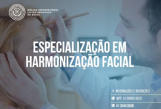 Especialização em Harmonização Facial – Orofacial Curitiba