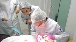 do curso de Preenchimento Facial em Curitiba