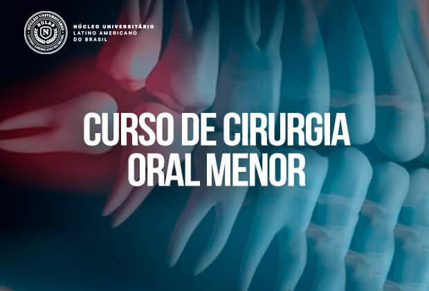 Curso de Cirurgia Oral Menor – Curitiba