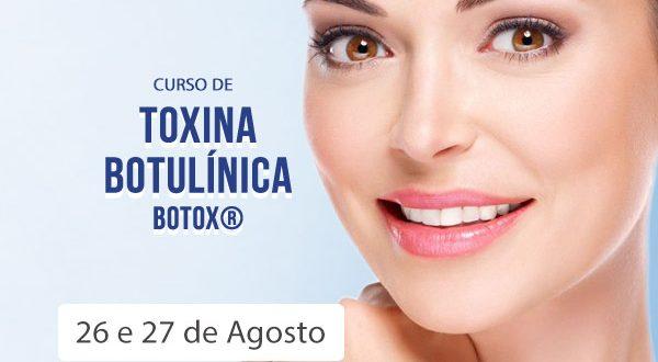 Curso Toxina Botulínica na Harmonização Facial