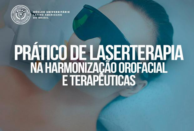 Curso de Laserterapia Prático na Harmonização Orofacial e Terapêuticas (cópia)