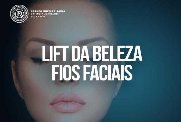 Curso de Lift da Beleza Fios Faciais – Curitiba
